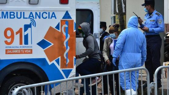 Médicos convocan protesta en Honduras por falta de protección contra Covid-19
