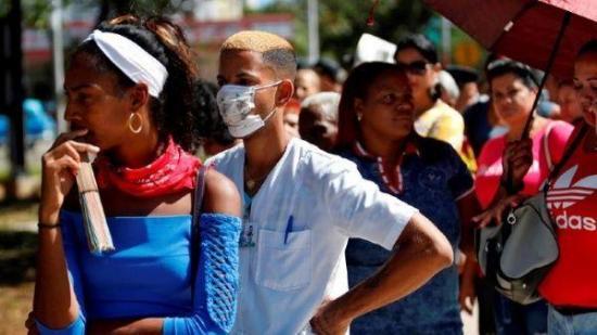 Cuba registra ya 669 casos positivos de coronavirus y 18 decesos por Covid-19