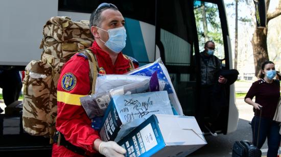 UE reorientará fondos de proyectos en Ecuador para apoyar emergencia COVID-19