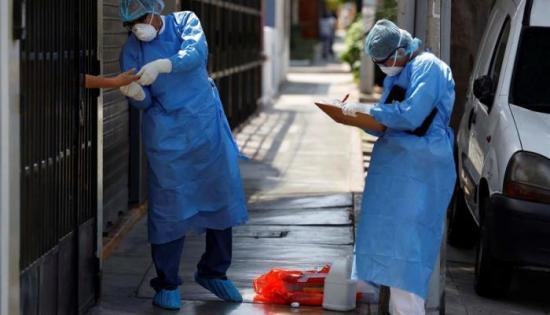 Perú supera los 200 fallecidos por COVID-19 y roza los 10.000 casos