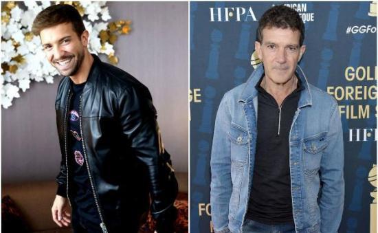 Antonio Banderas y Pablo Alborán donan 200.000 dólares para respirador para enfermos