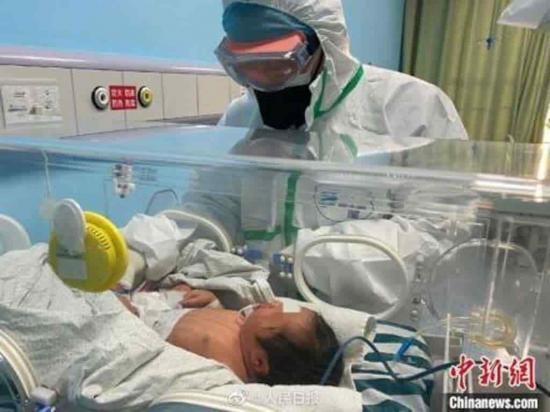 En Chile una recién nacida da positivo a COVID-19