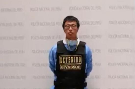 Detienen en Perú a ciudadano chino que hacía pruebas clandestinas de COVID-19
