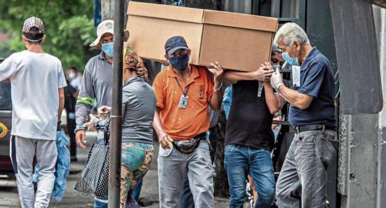 Ecuador registra 7.529 casos positivos de coronavirus y 355 fallecidos