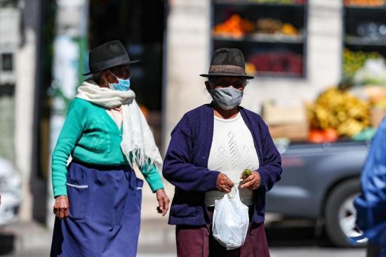 Curva de contagios de Covid-19 'crece más lento' en Ecuador, dice la ministra Romo