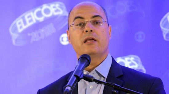 El gobernador de Río de Janeiro da positivo para el COVID-19