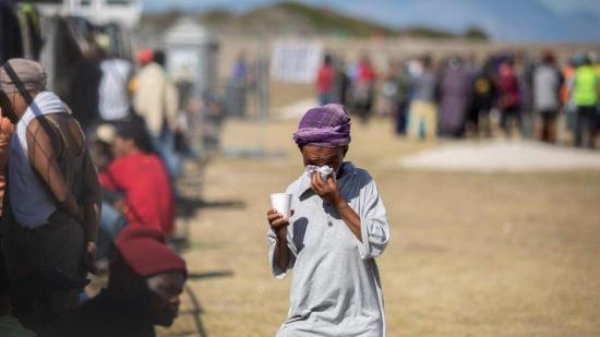 La ONU envía un millón de mascarillas a África para frenar la pandemia