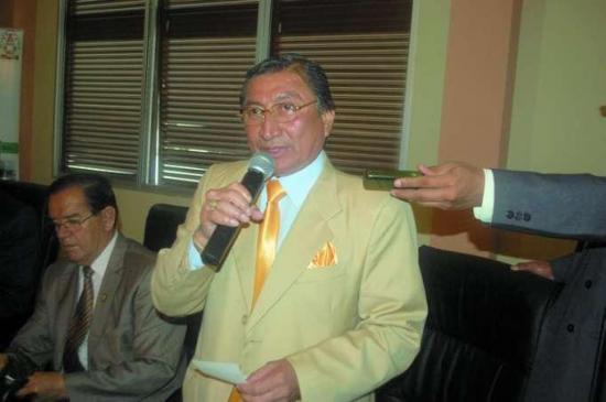 Confirman la muerte de Clímaco Cañarte Murillo, exrector de la UNESUM