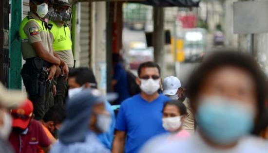 Ecuador cumple este jueves 16 de abril un mes de cuarentena