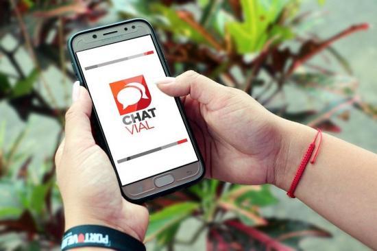 Portovial implementa el 'Chat vial' para atender a la ciudadanía