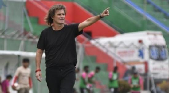 Rubén Insúa dice que Quiñónez y Arroyo son los mejores jugadores que ha dirigido