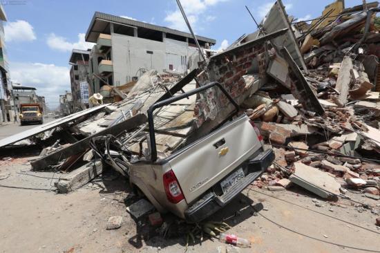 En medio del coronavirus, hoy se cumplen cuatro años del terremoto del 16A