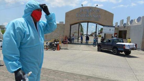 Gobierno confirma un desfase de unos 5.700 muertos en la provincia del Guayas