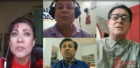 Artistas manabitas se ''unen'' para cantar el ''Pasillo Manabí''