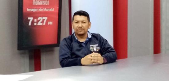 Nakin Véliz deja la coordinación zonal 4 de Salud en medio de cuarentena