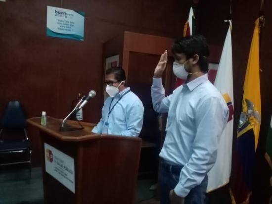 Luis Alberto Gómez es el nuevo coordinador zonal 4 de Salud