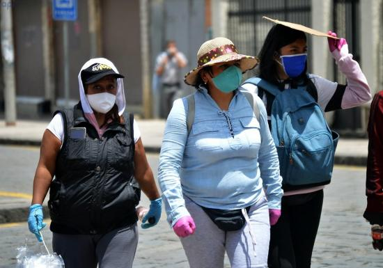 Medidas de restricción se extienden una semana más en todas las provincias de Ecuador