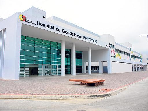 En una semana se podrían hacer pruebas de Covid-19 en el Hospital de Especialidades de Portoviejo