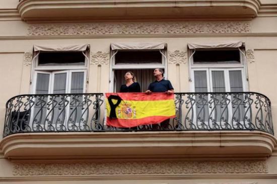 España registra la cifra más baja de muertes por coronavirus en un mes