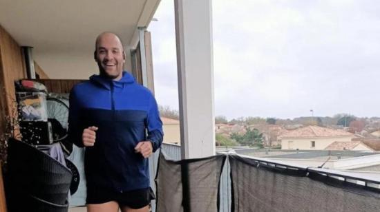Maratón solidaria desde casa para luchar contra la COVID-19 en Chile