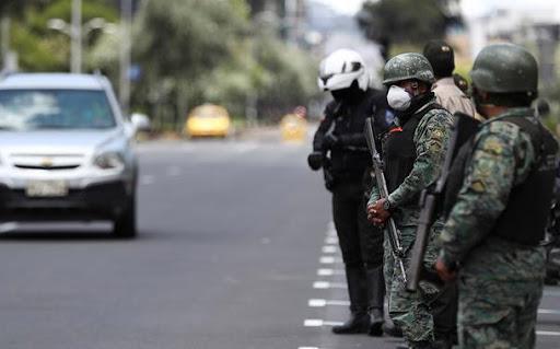 En Manabí 1.247 personas son multadas por no respetar el toque de queda