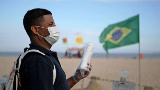 Sao Paulo anuncia ''reapertura gradual'' de su economía a partir del 11 de mayo
