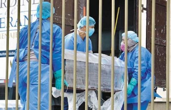 Ecuador registra 10.128 casos positivos de coronavirus y 507 fallecidos
