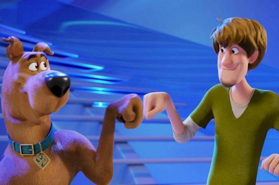 La nueva película de ''Scooby-Doo'' se estrenará directamente por Internet