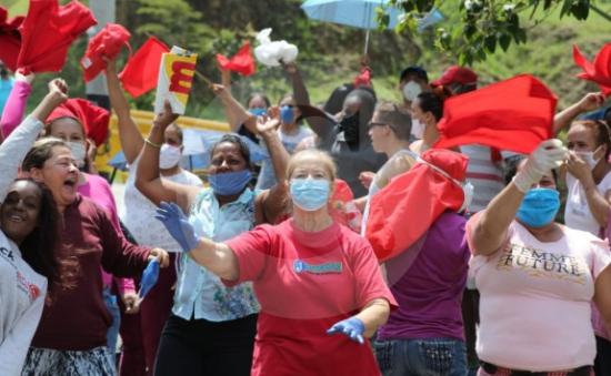 El hambre de los más necesitados detona protestas y saqueos en Colombia