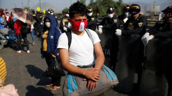 Perú se acerca a los 20.000 contagiados y supera los 500 muertos por COVID-19