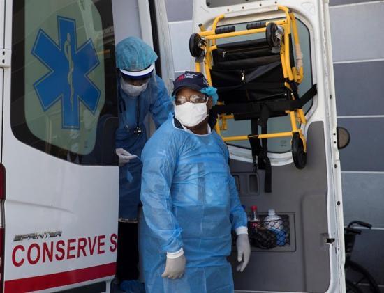 El mundo alcanza los 2,47 millones de casos de Covid-19 y supera las 169.000 muertes