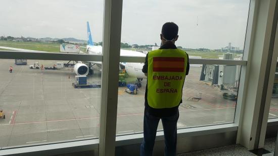 Iberia fletará a fin de mes su quinto vuelo de repatriación desde Ecuador