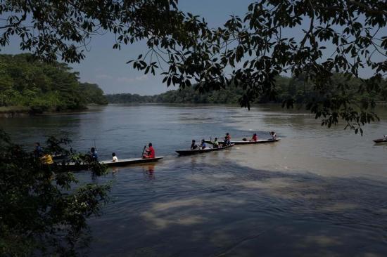 Indígenas de la Amazonía piden a Ecuador mayores esfuerzos frente al COVID-19