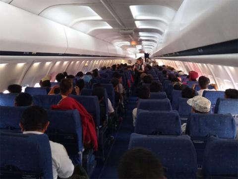 Ecuatorianos registrados para regresar al país ascienden a 8.365