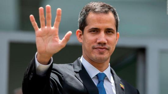 Guaidó: Venezuela no puede decidir entre la pandemia o el hambre