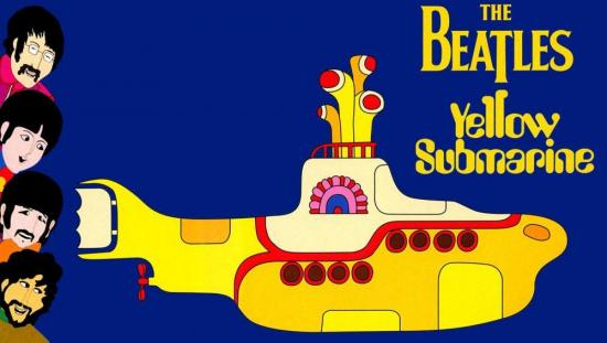 The Beatles invitan a un karaoke global con 'Yellow Submarine'