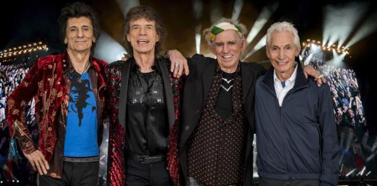 Los Rolling Stones lanzan nuevo tema desde el confinamiento 'Living in a Ghost Town'