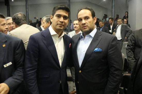 El directorio nombra a Jaime Estrada como nuevo presidente de la Ecuafútbol