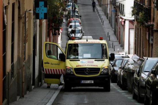 Menos muertes en España y los curados diarios superan a los nuevos casos