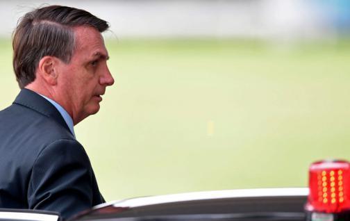 Bolsonaro destituye al jefe de la Policía y aumenta la tensión política