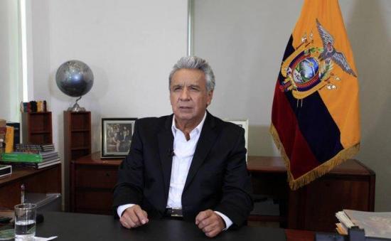 Lenín Moreno: 'La emergencia no ha terminado, solo nos encontramos en una fase distinta'