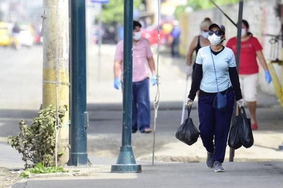 Ecuador registra 22.719 casos de coronavirus, 1.869 son de Manabí