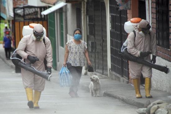 Ecuador implementará el distanciamiento social desde el próximo 4 de mayo
