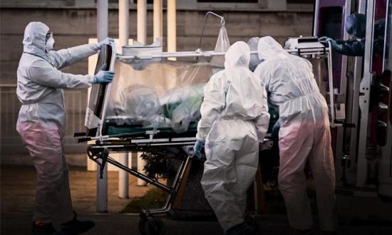 OMS confirma más de 2,7 millones de casos y 187.000 muertes por coronavirus