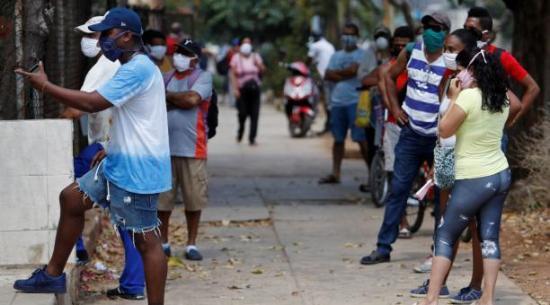 Cuba supera el medio centenar de muertes por COVID-19, con 1.337 positivos