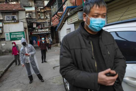 China confirma doce nuevos casos de coronavirus, la mayoría de ellos importados