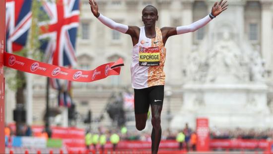 Maratón de Londres podría celebrarse solo con atletas de elite