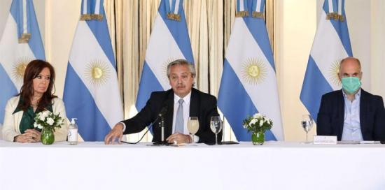 Oposición rechaza que Argentina abandone las negociaciones del Mercosur
