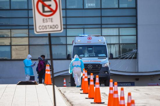 Contagios de coronavirus en Chile superan los 12.800 y muertes llegan a 181