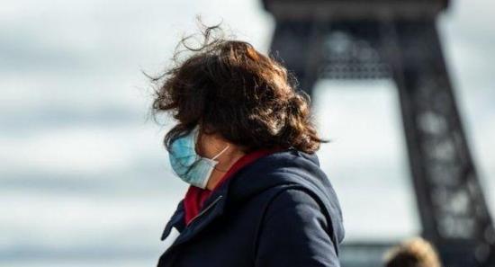 Francia mantiene el descenso en el número de muertes diarias por coronavirus